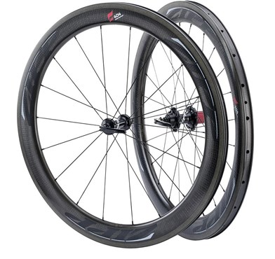 Image of Zipp 404 Firecrest Carbon Clincher 177 24 spokes 10/11 Speed  Rear Wheel