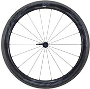 Image of Zipp 404 NSW Carbon 18 Spokes Clincher Front Road Wheel