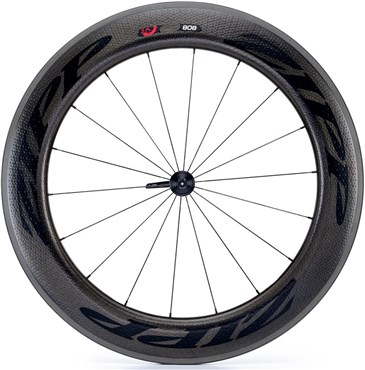 Image of Zipp 808 Firecrest Tubular 177 10/11 Speed Rear Road Wheel