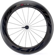 Image of Zipp 808 Firecrest Tubular 77 18 Spokes Front Wheel