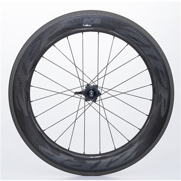 Image of Zipp 808 NSW Carbon 24 Spokes Clincher 10/11 Speed Cassette Rear Wheel