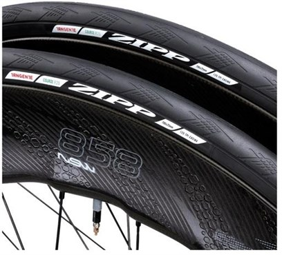 Image of Zipp Tangente Course Clincher Puncture Resistant  700c Road Tyre