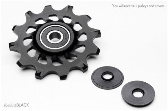 Image of absoluteBLACK 12 Tooth Sram XX1 Pulleys 11 Speed