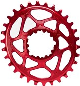 Image of absoluteBLACK Sram Direct Mount GXP BOOST148 Oval Chainring - 3mm Offset